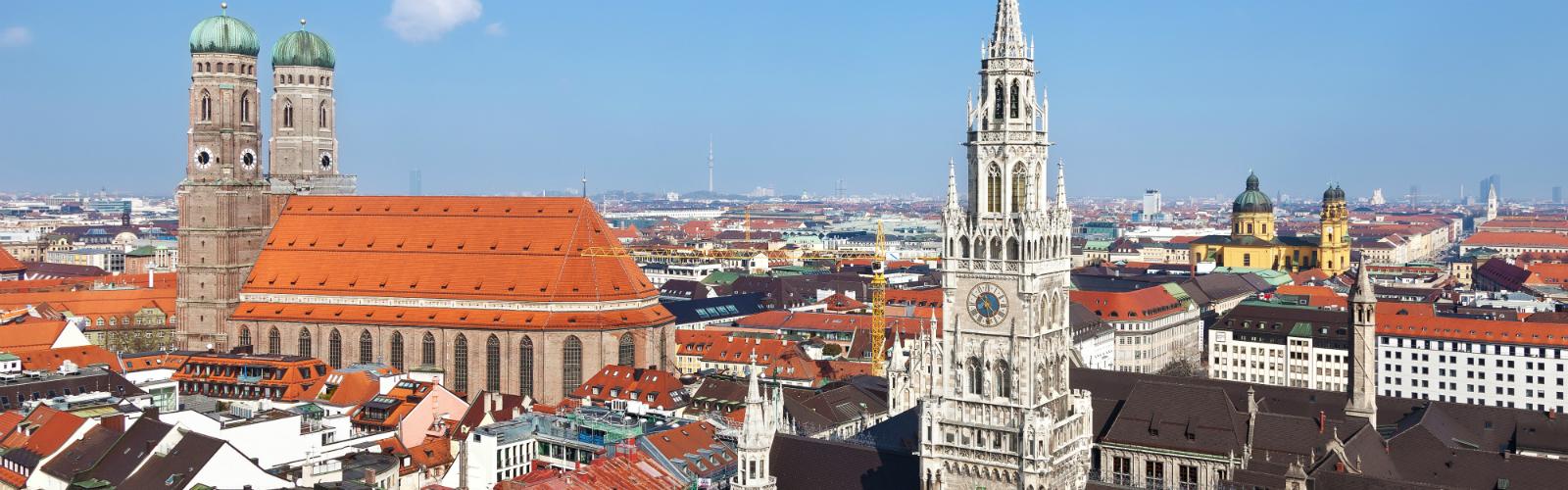 Vakantie München
